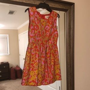 Julie Brown Leopard Dress